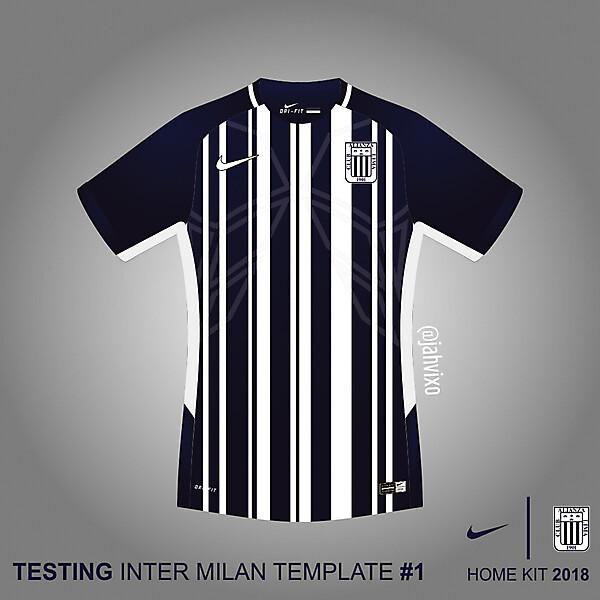 Alianza Lima Nike 2018 Inter #1