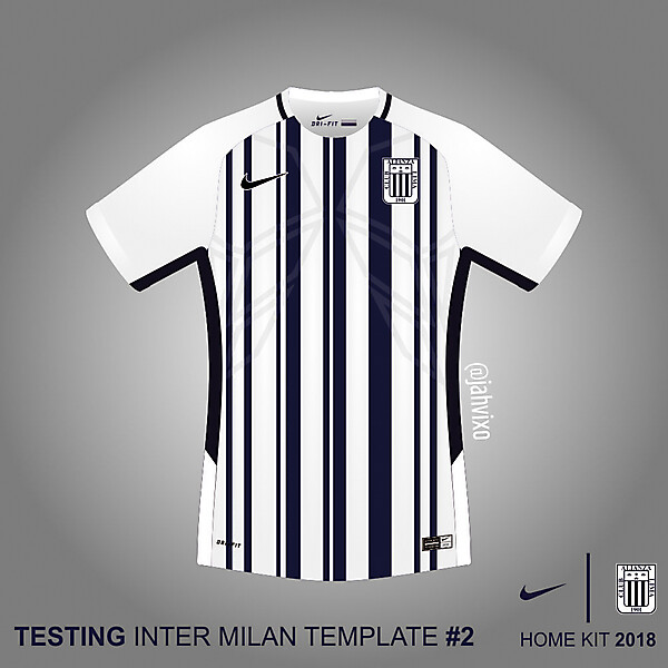 Alianza Lima Nike 2018 Inter #2
