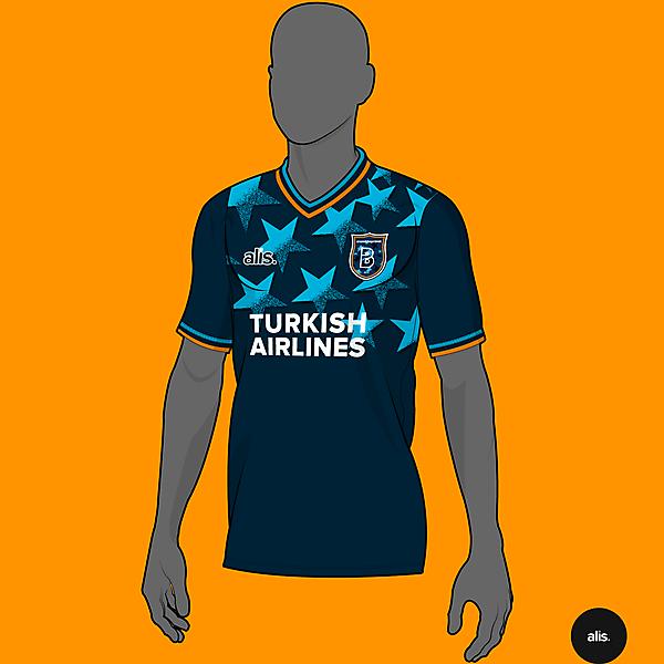 alis. X Istanbul Basaksehir - Away