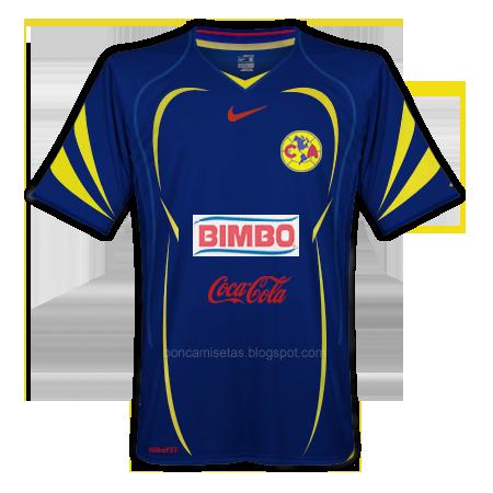 Club America Mexico Nike Fantasy