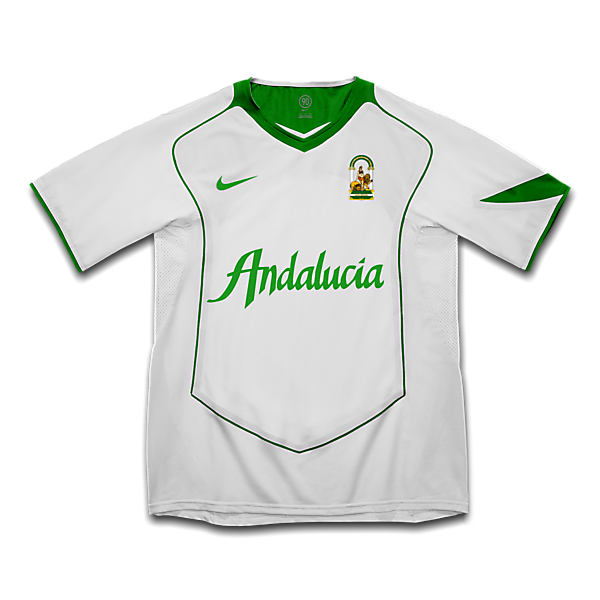 Andalusian fantasy home kit 2002
