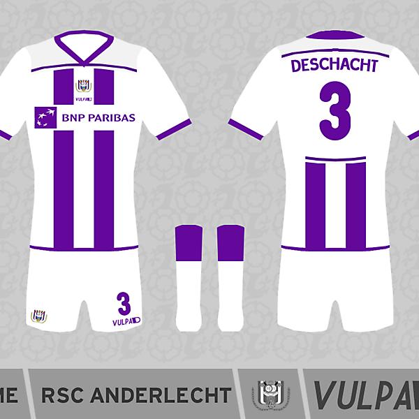 RSC Anderlecht Kits