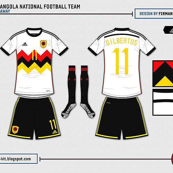 Angola Away