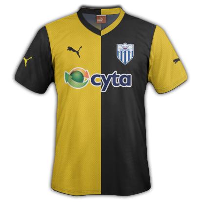 Anorthosis fantasy kits with Puma
