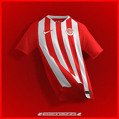 Antalyaspor - Home Kit