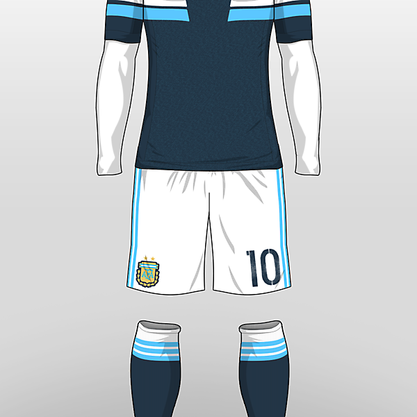 ARGENTINA - Away (adidas concept)