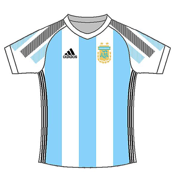 Argentina - Home Kit