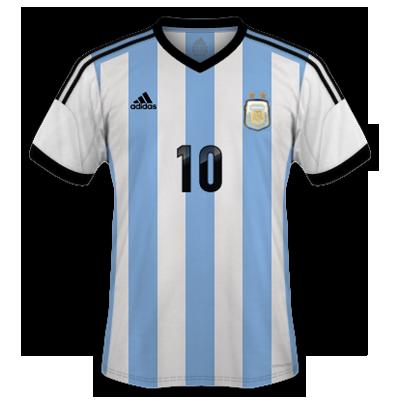 Argentina 2014 V.4 (Alpha Release!)