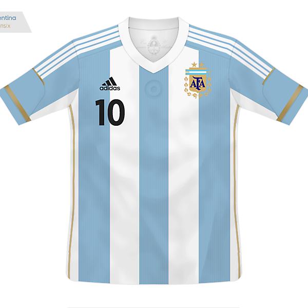 Argentina || home || adidas