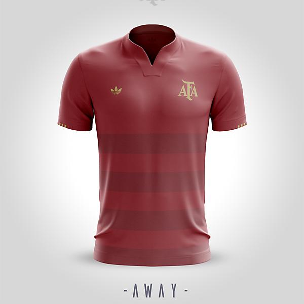 Argentina away / Adidas