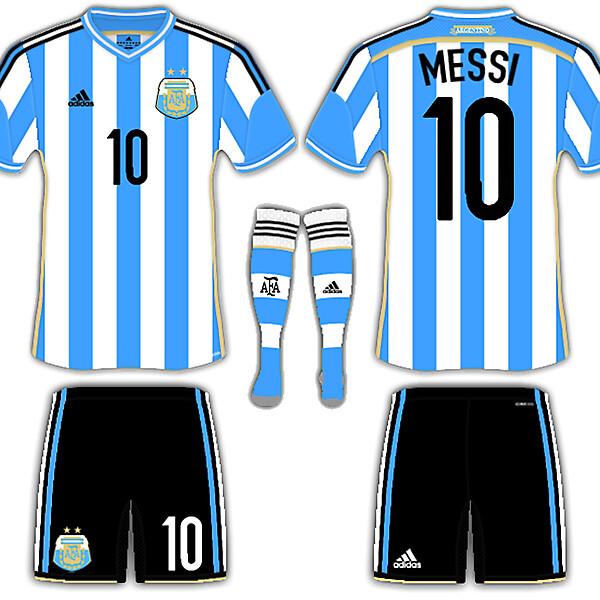 Argentina fantasy home