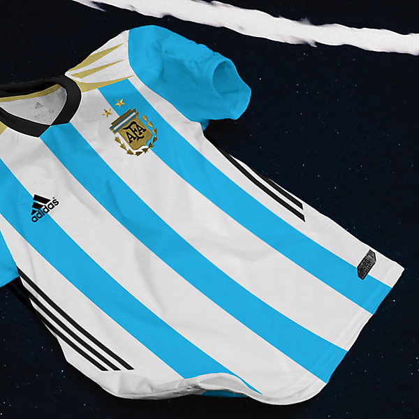 Argentina Home Kit Adidas