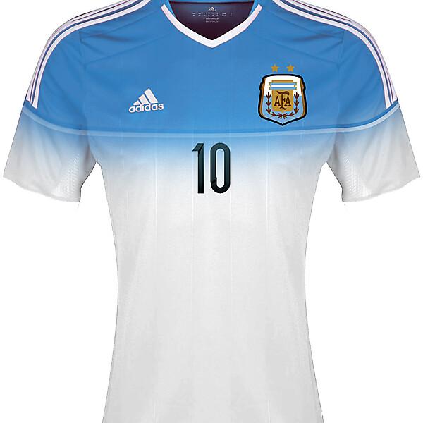 Argentina JERSEY 2015 copa america