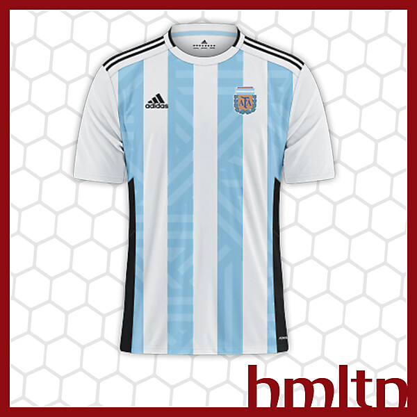 Argentina World Cup kit