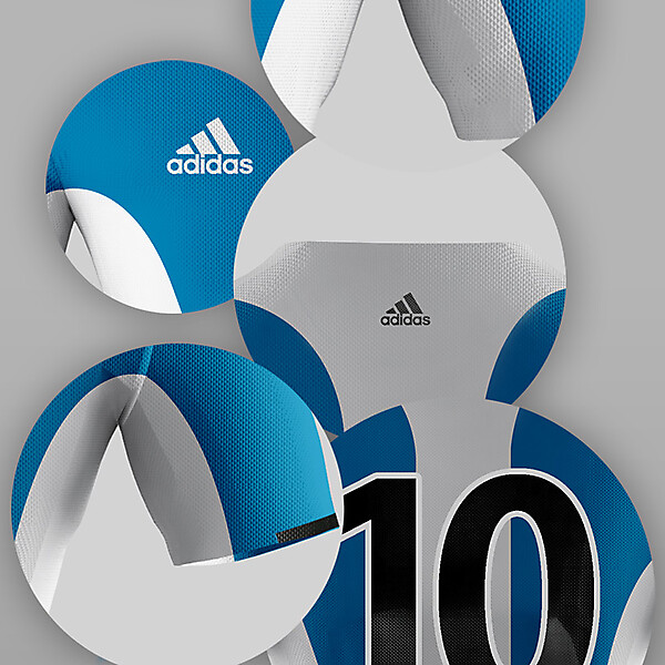 Argentine Soccer T-shirt Design