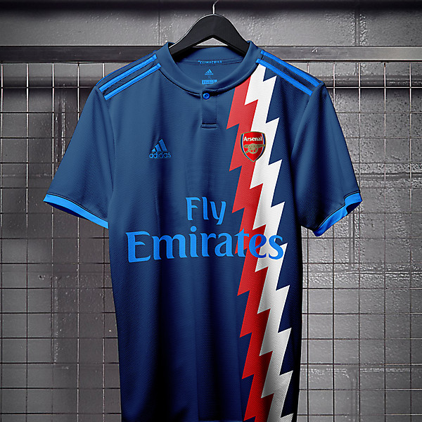 Arsenal - Adidas Away Kit
