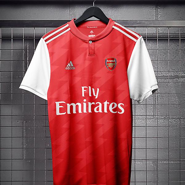 Arsenal - Adidas Home Kit