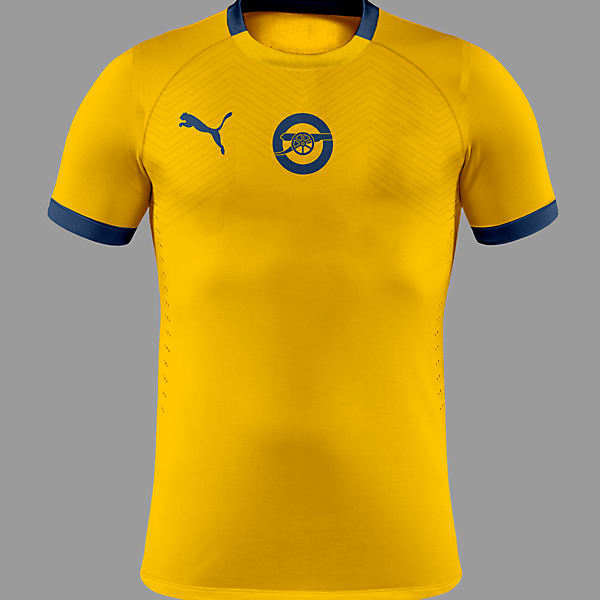 Arsenal 15-16 Away Kit