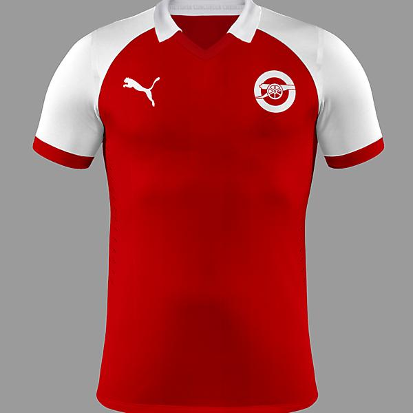 Arsenal 15-16 Home Kit