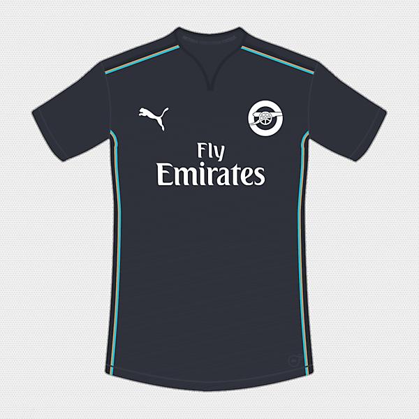 Arsenal 15-16 Third