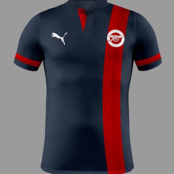 Arsenal 15-16 Third Kit
