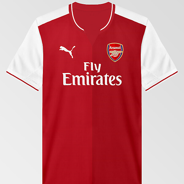 Arsenal 17/18 ?