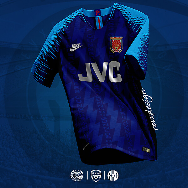 Arsenal 1994 Concept Kit