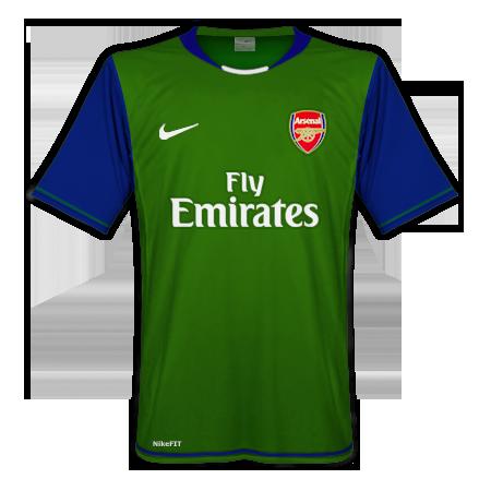 Arsenal 3rd