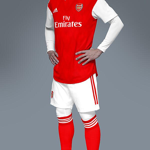 Arsenal Adidas Home