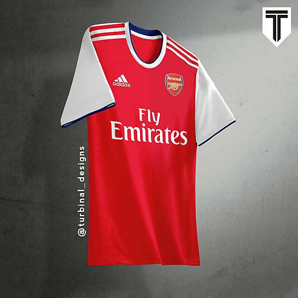 Arsenal Adidas Home Concept Kit