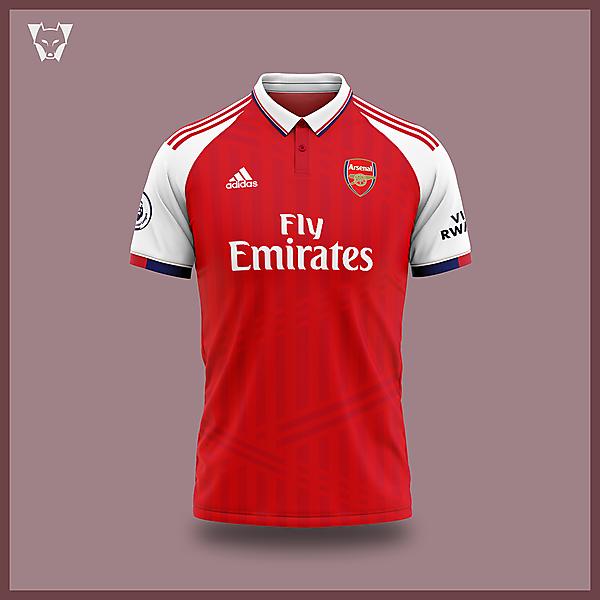 Arsenal adidas take 2