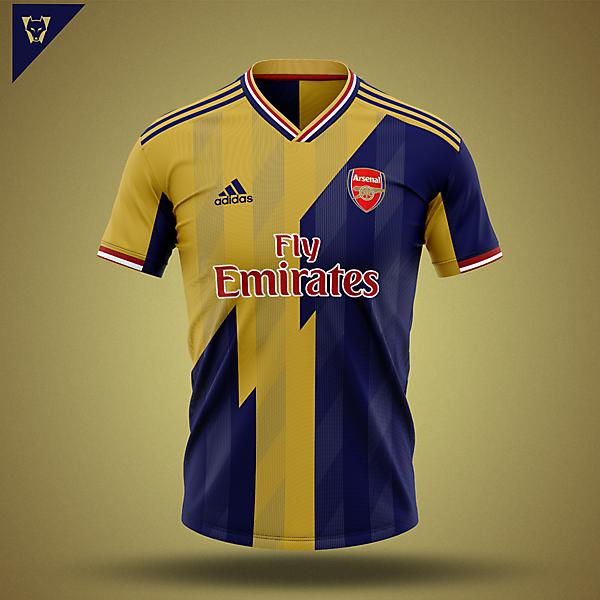 Arsenal away design v2