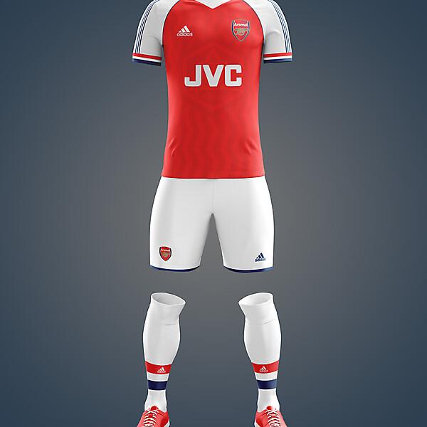 Arsenal Concept Kit Design