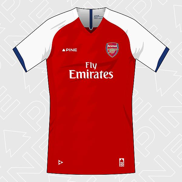 Arsenal F. C. | Home | Pine