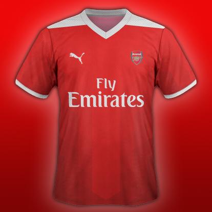 Arsenal fantasy kit