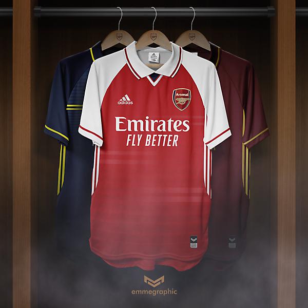 Arsenal FC | Adidas | Home