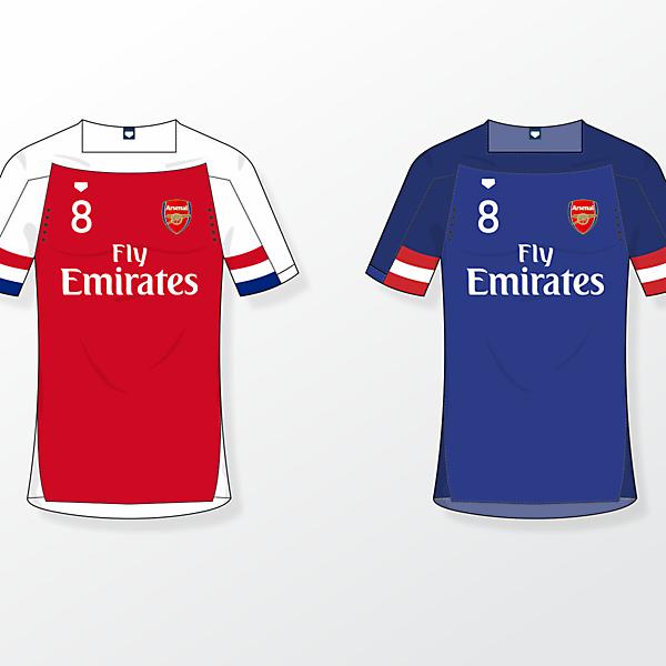 Arsenal FC [fantasy kits]