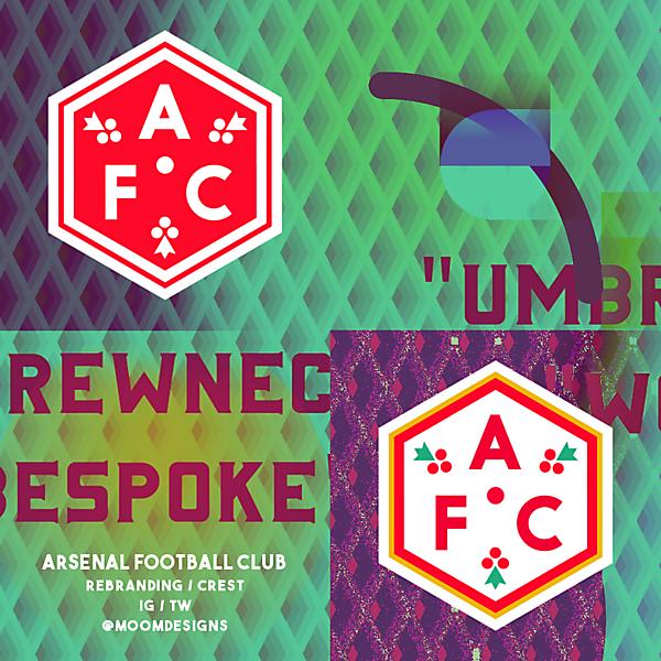 Arsenal FC Rebranding
