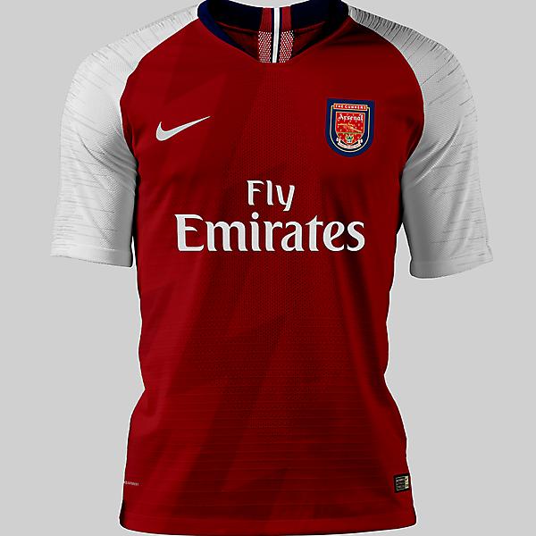 Arsenal Home Concept Kit