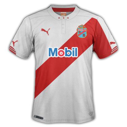 Arsenal Sarandi Third kit with Puma