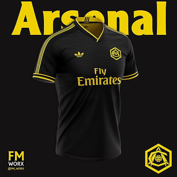 Arsenal Third