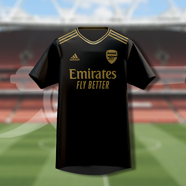 Arsenal Third Badge Update
