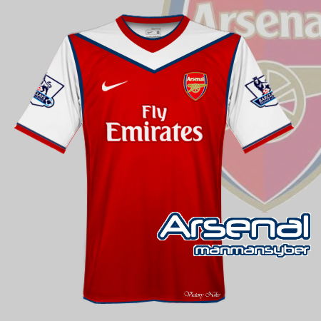 Arsenal New Kit