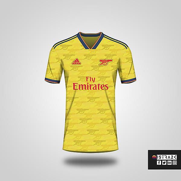Arsenal X adidas - Away