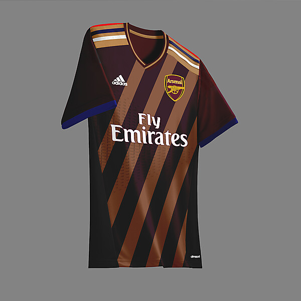 Arsenal x adidas third concept
