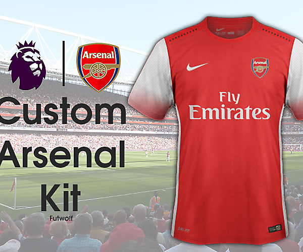Arsenal X Nike