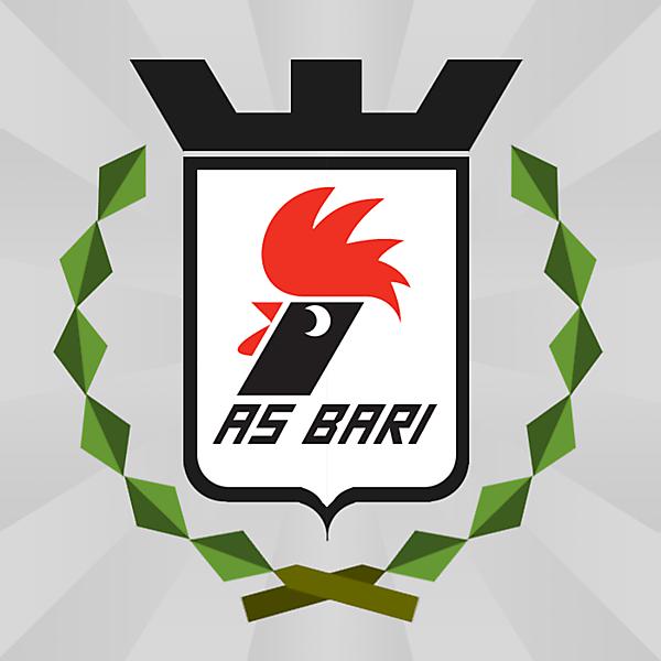 AS Bari Crest