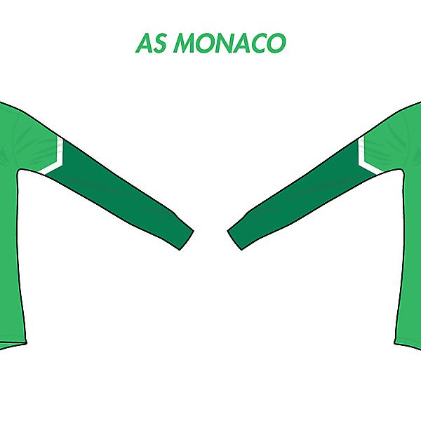 AS Monaco GK Home