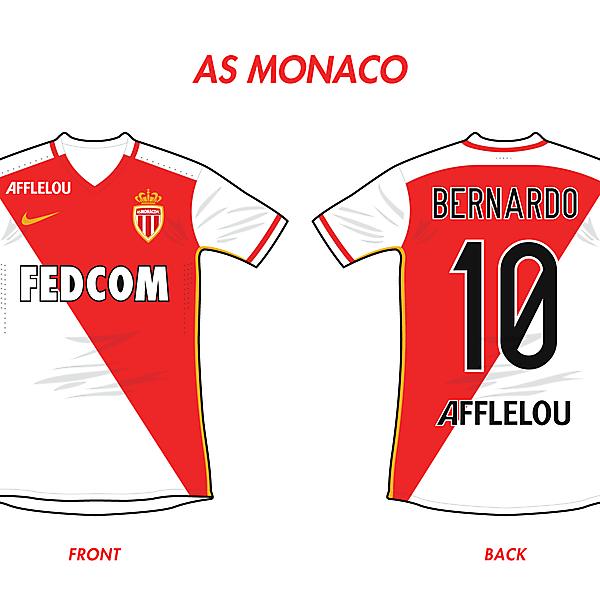 AS Monaco Home 2015/16