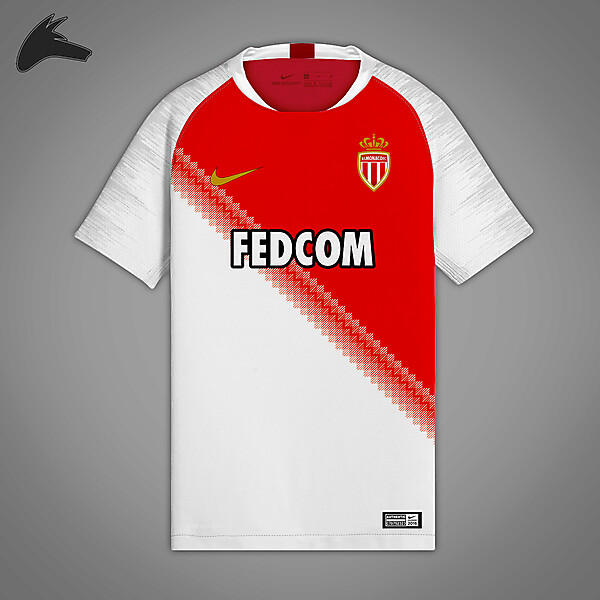 AS Monaco home concept